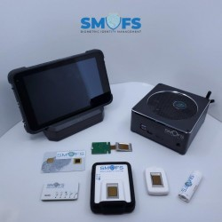 Tactile partners with SBS Smufs Biometric Solution
