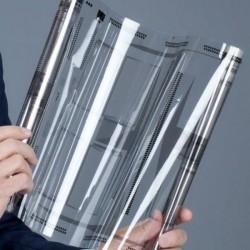 New Flexible Touch Screen Technology