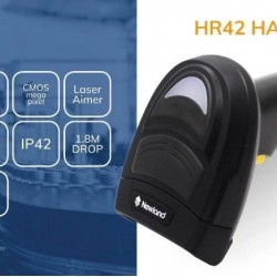 Newland EMEA Introduces Their Most Sophisticated Handheld Scanner to Date: The HR42 Halibut